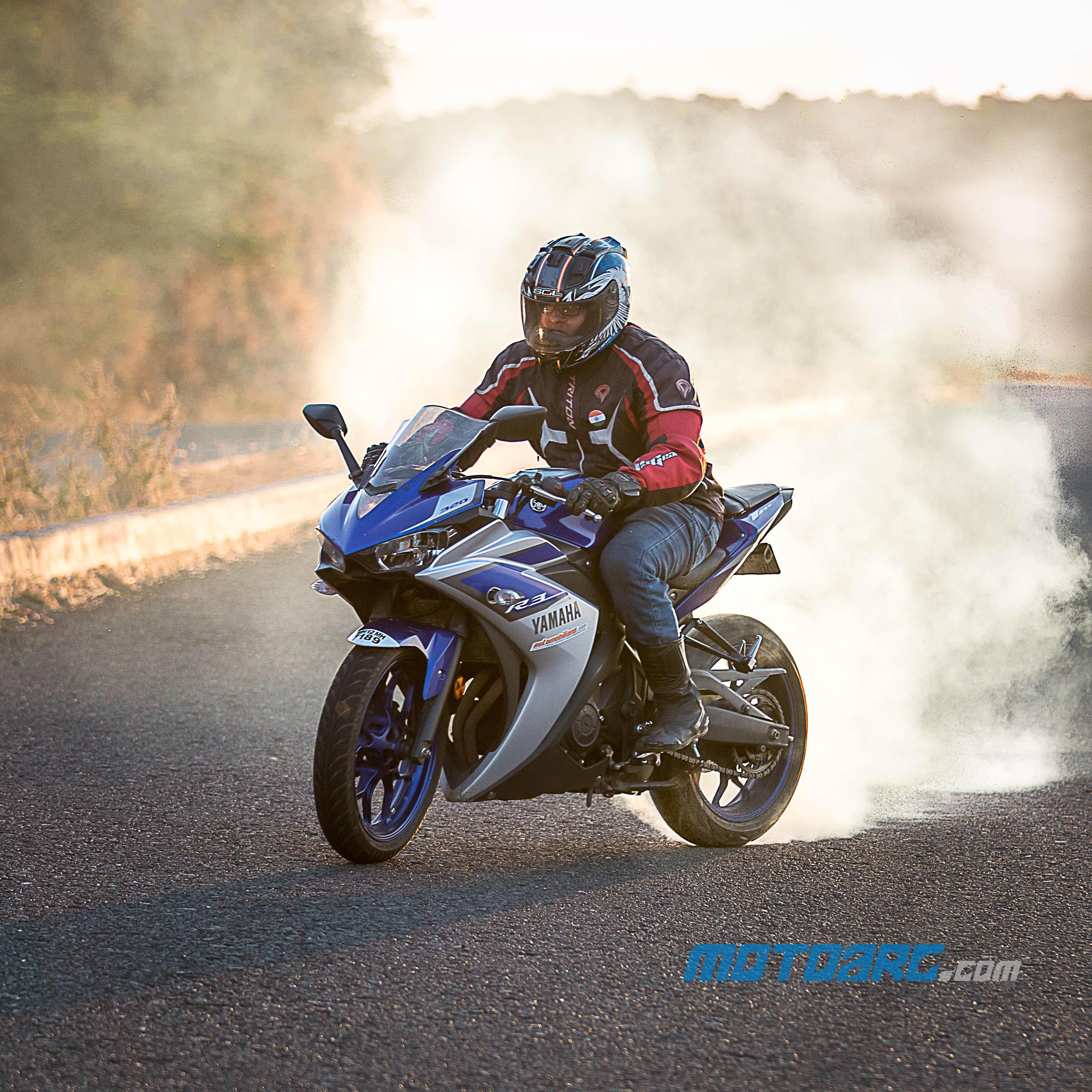 Photo of Photoshoot | Yamaha R3 | Sanjay Purohit