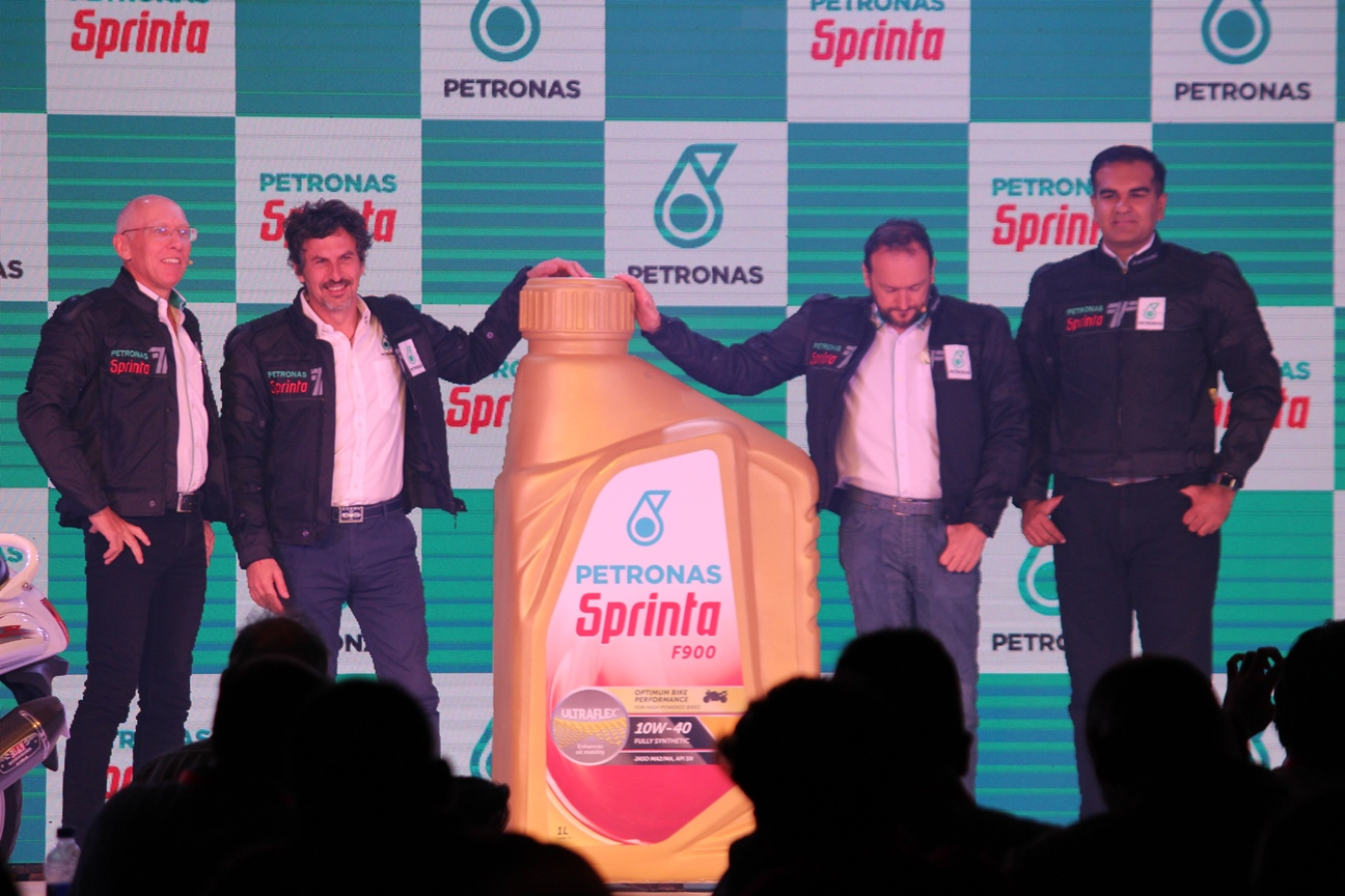 Photo of PETRONAS LAUNCHES PETRONAS SPRINTA WITH ULTRAFLEX