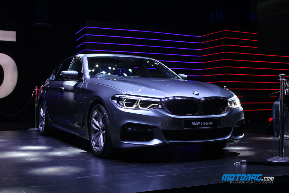 Photo of BMW Launches 2017 5 Series; Starts at Rs.49.9 lakh