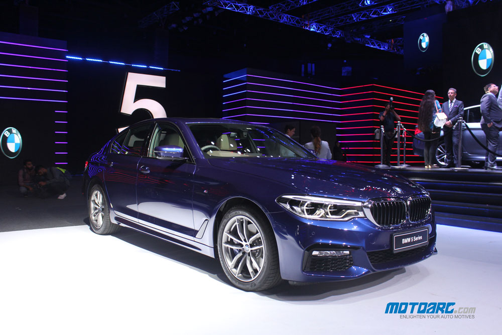Photo of 2017 BMW 5 Series Image Gallery