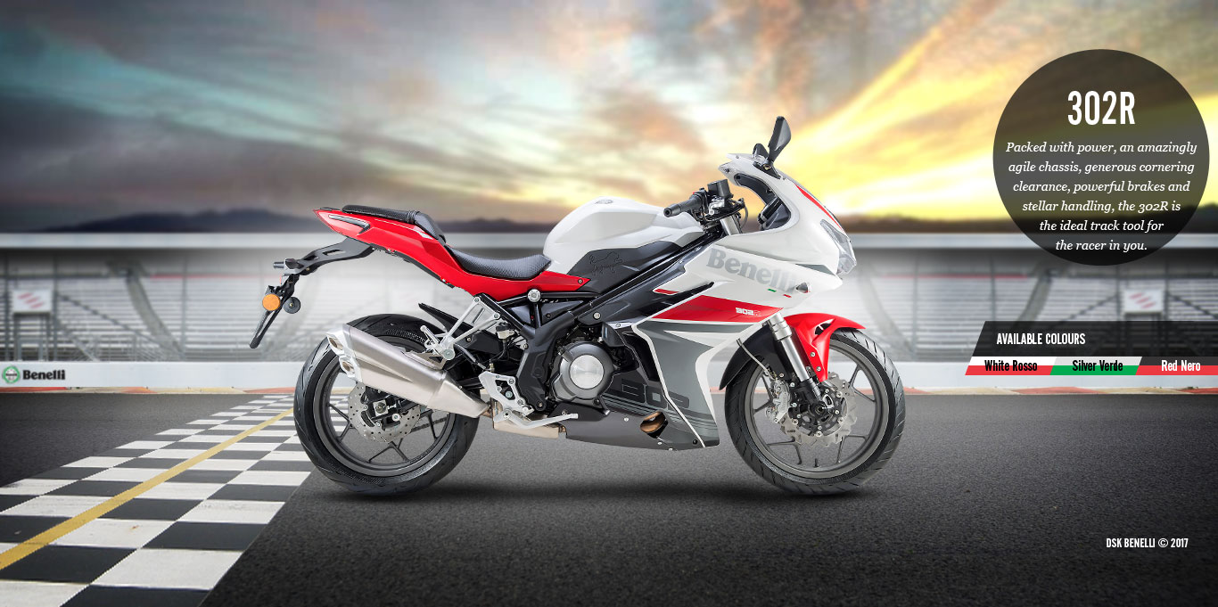 Photo of Benelli 302R Launched