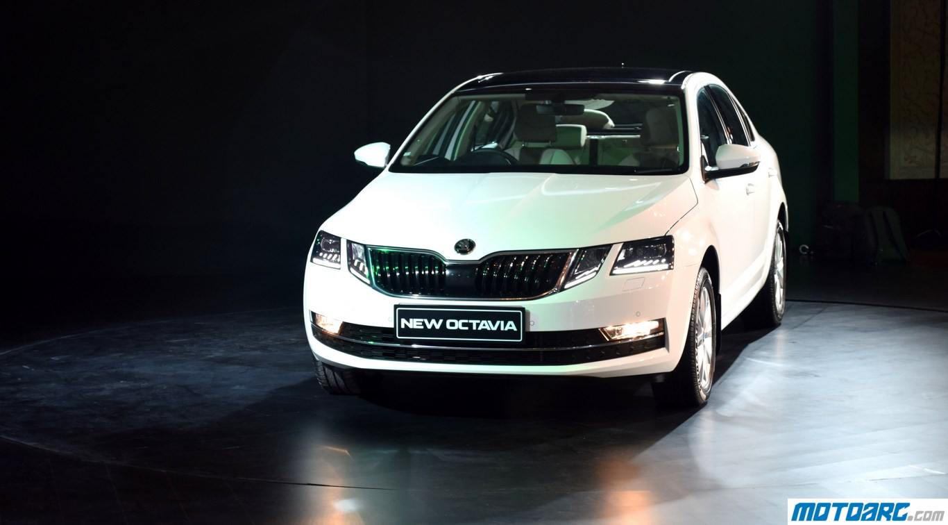Photo of New Skoda Octavia Launched