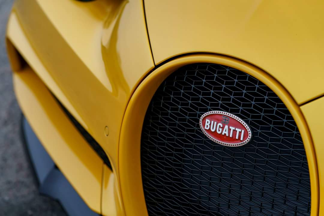 Photo of First Bugatti Chiron of the US gets delivered at Pebble Beach Concours d'Elegance
