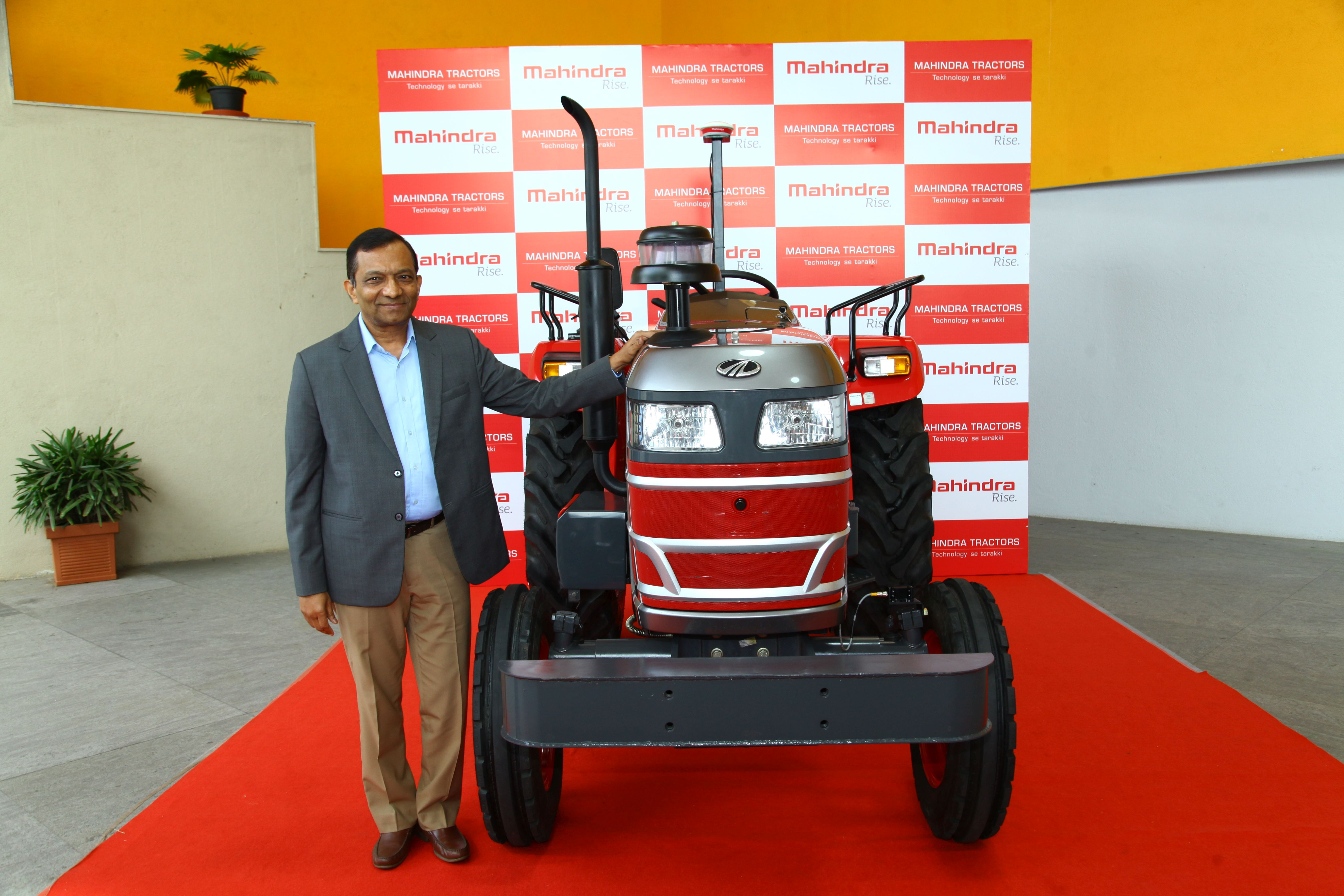 Photo of Autonomous Car? Thats a thing of yesterday. The humble tractor has gone autonomous, right here in India, thanks to Mahindra!