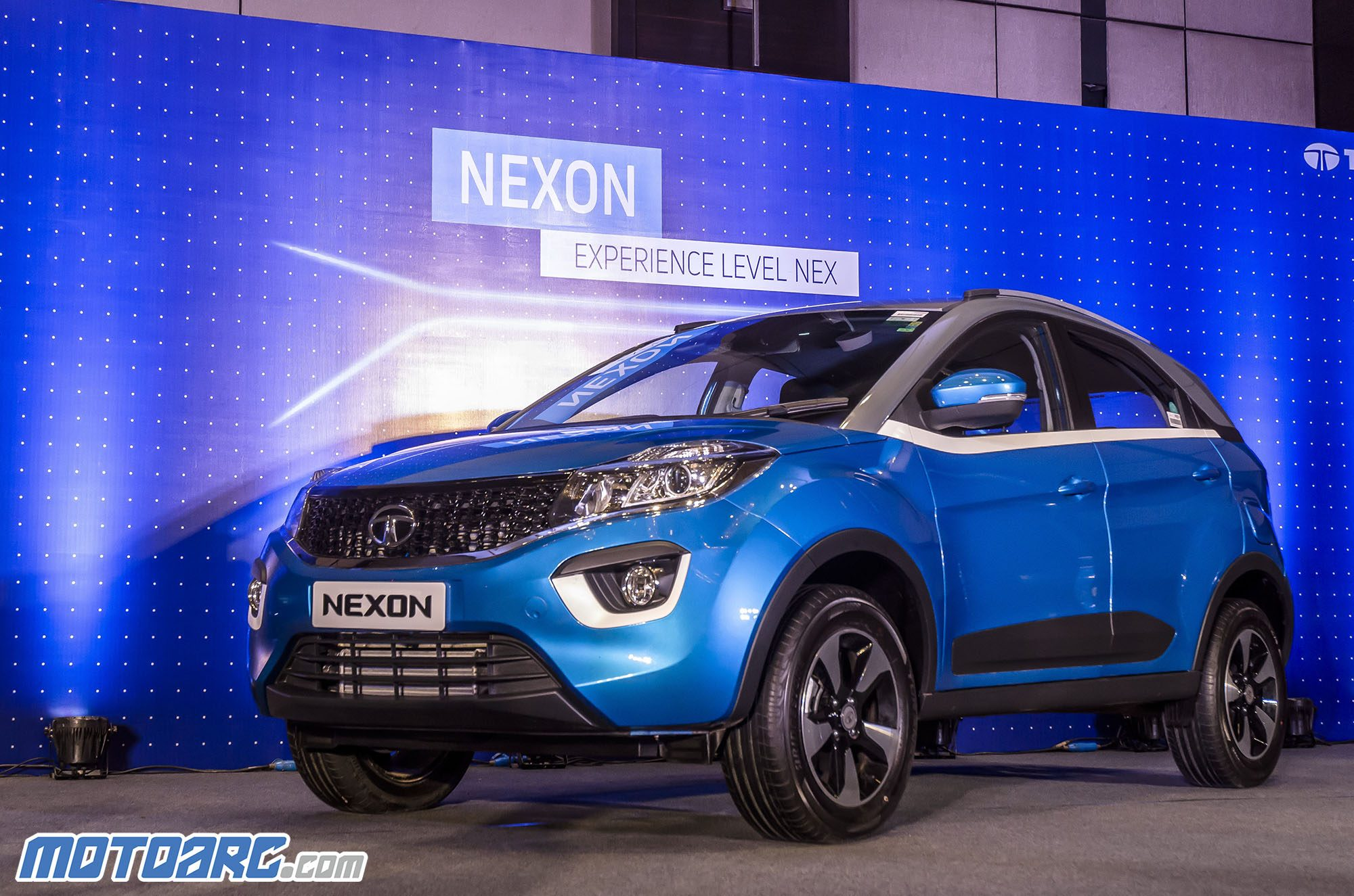 Photo of Tata Nexon Launched in Pune; Starts at INR 5,87,000