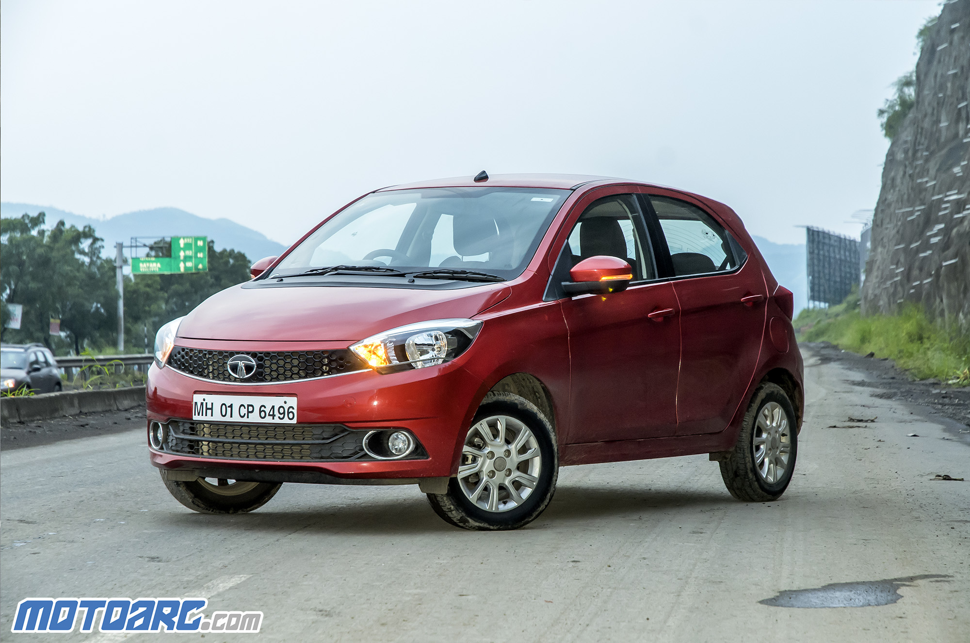 Photo of Tata Tiago AMT Test Drive, Review