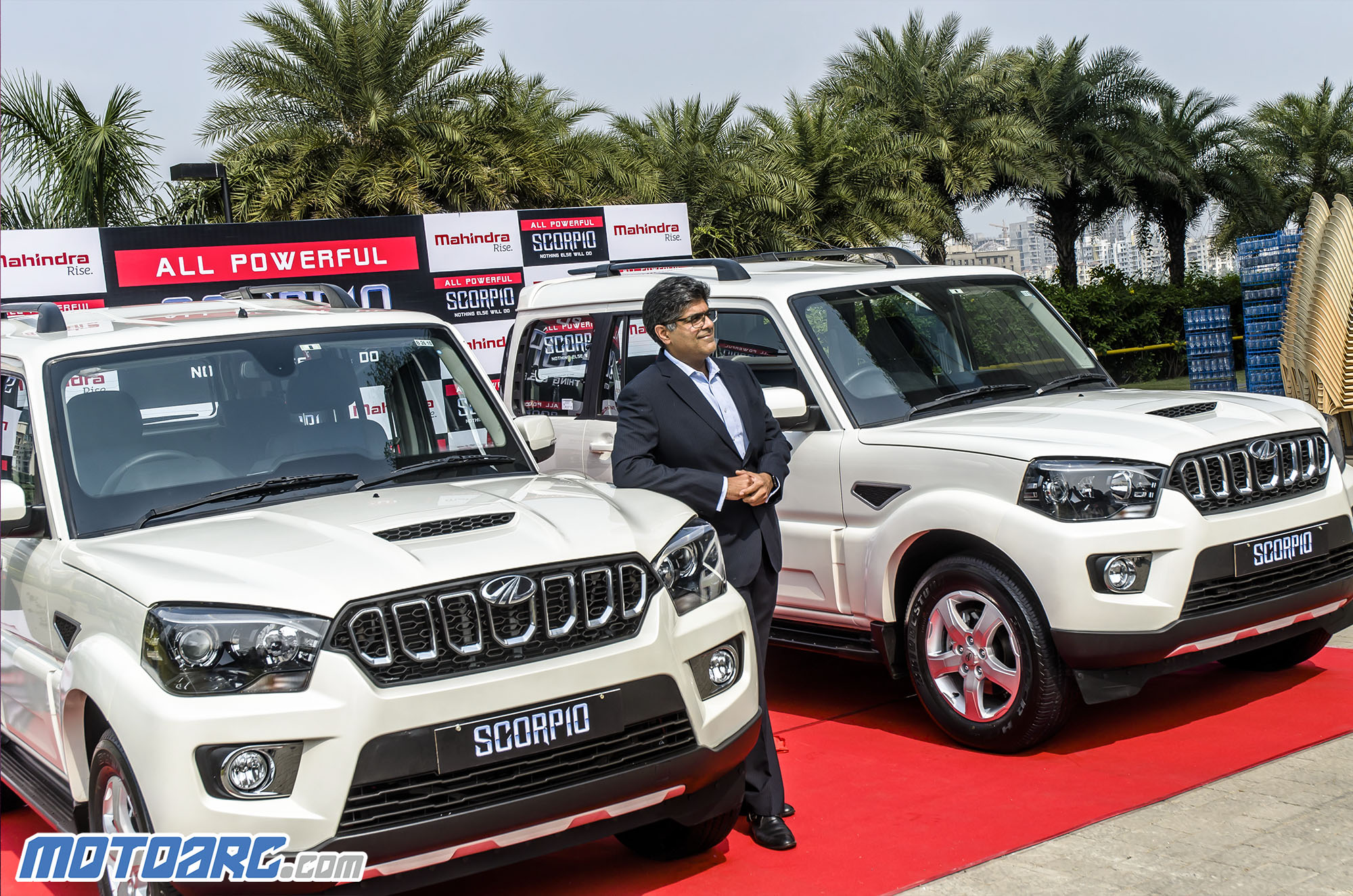Photo of New facelifted Mahindra Scorpio launched; gets a bump in power