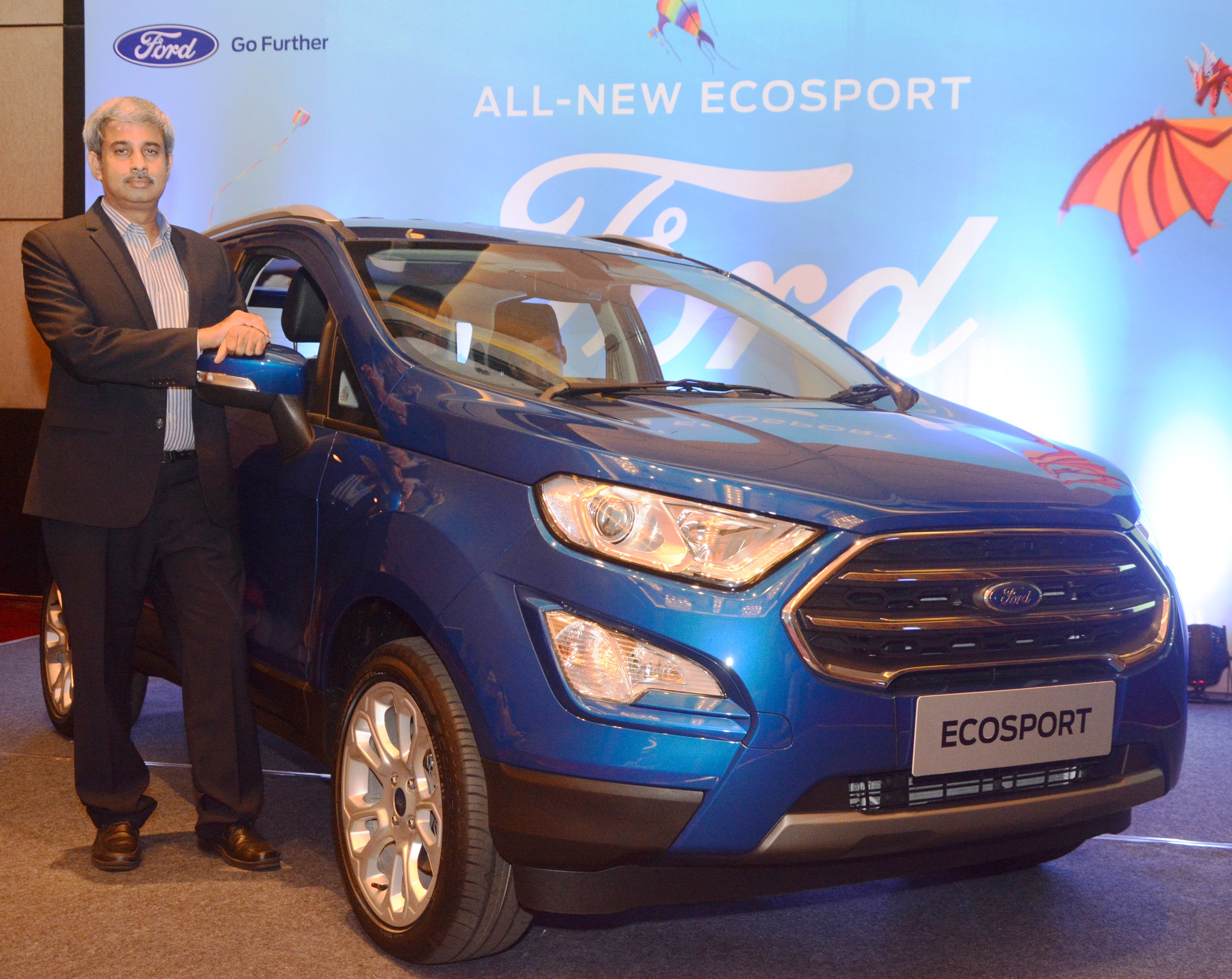 Photo of Its finally here! Ford drives in the New EcoSport at INR 731,200