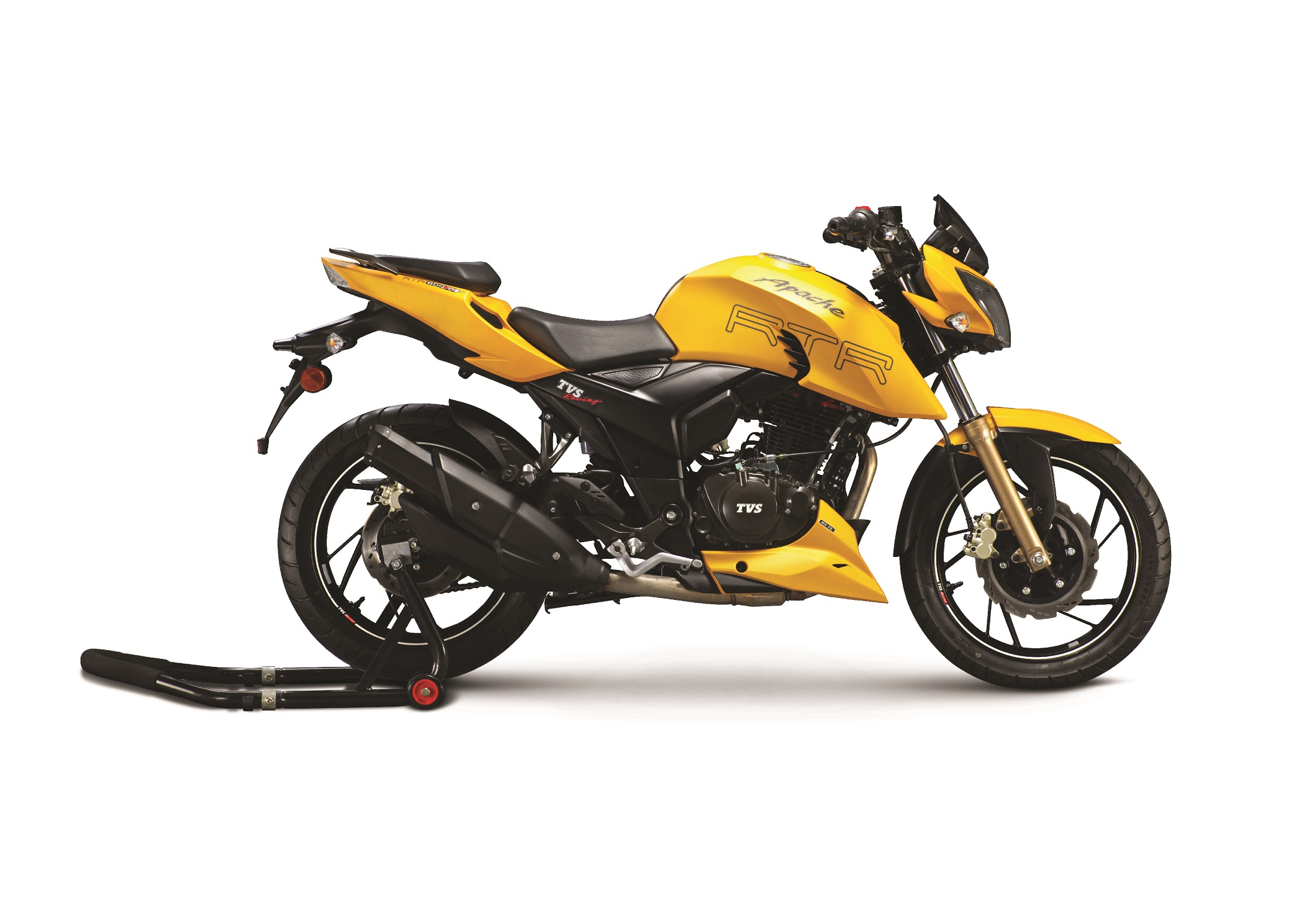 Photo of TVS Motor Company rolls out TVS Apache RTR 200 Fi4V with Electronic Fuel Injection (EFI)