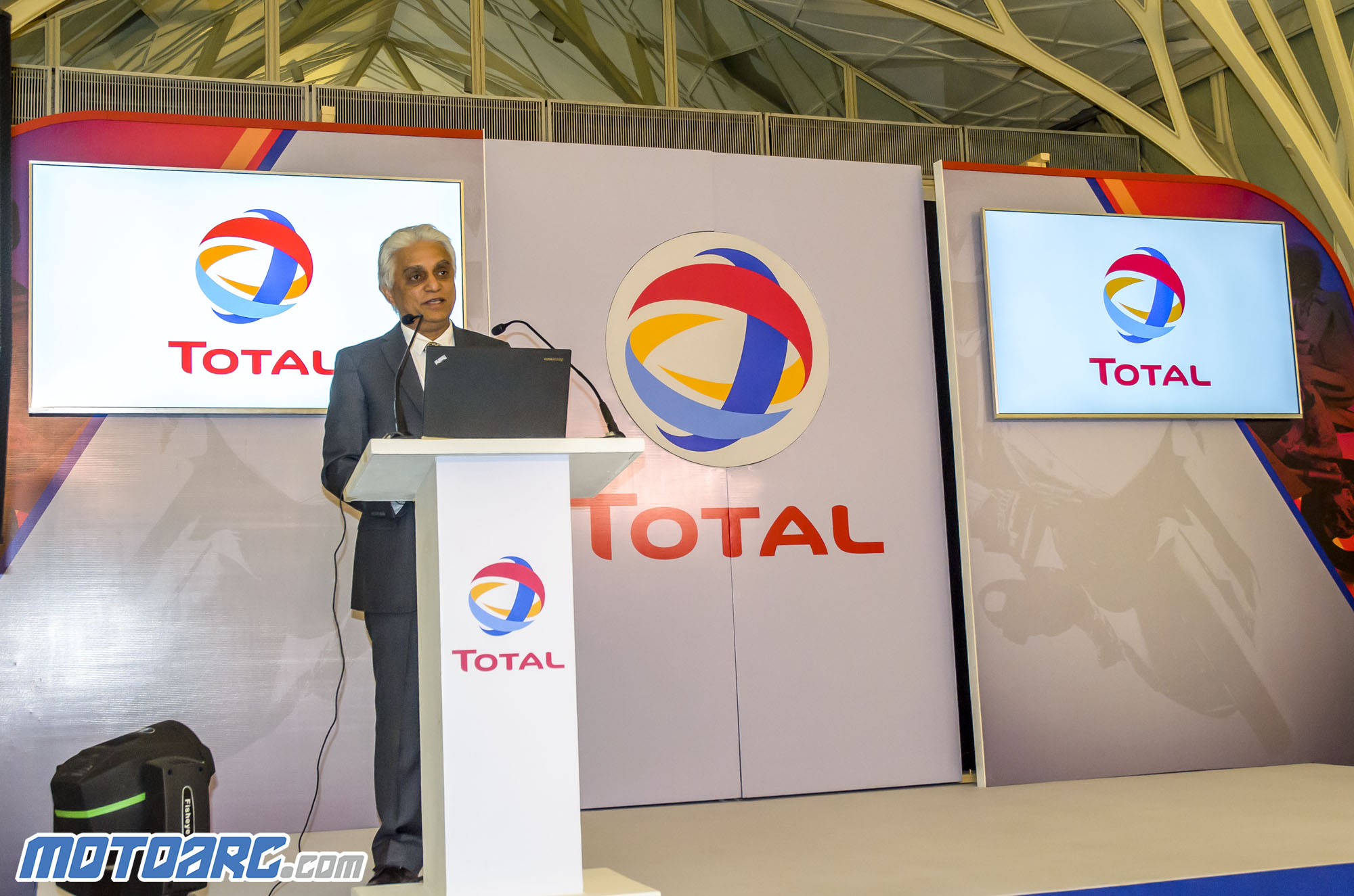 Photo of Total launches 'Hi-Perf' for the Motor Cycle Oil segment
