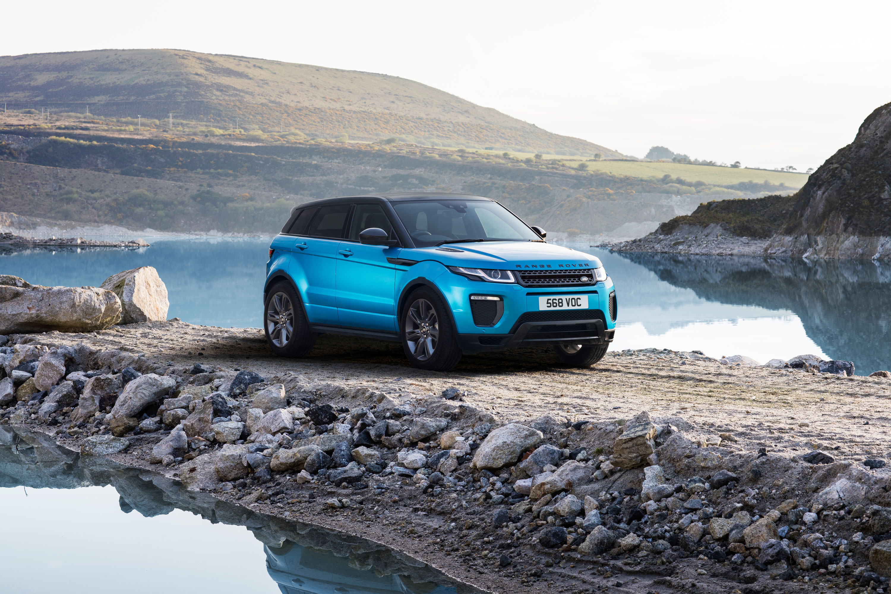 Photo of Range Rover Evoque Landmark Edition launched; gets 3 new paint shades with additional new features