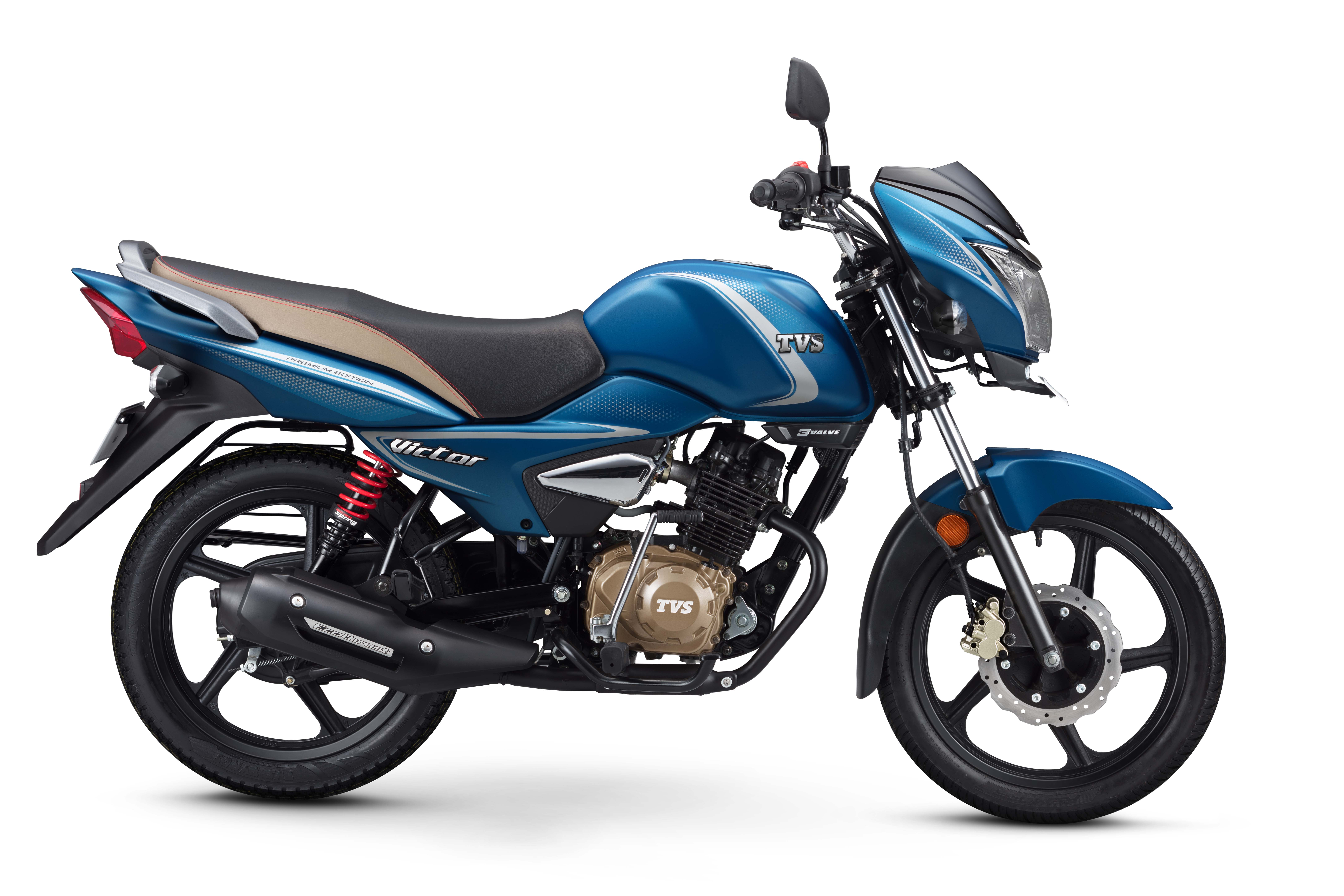 Photo of TVS Motor Company launches Matte Series for TVS Victor Premium Edition along with additional features