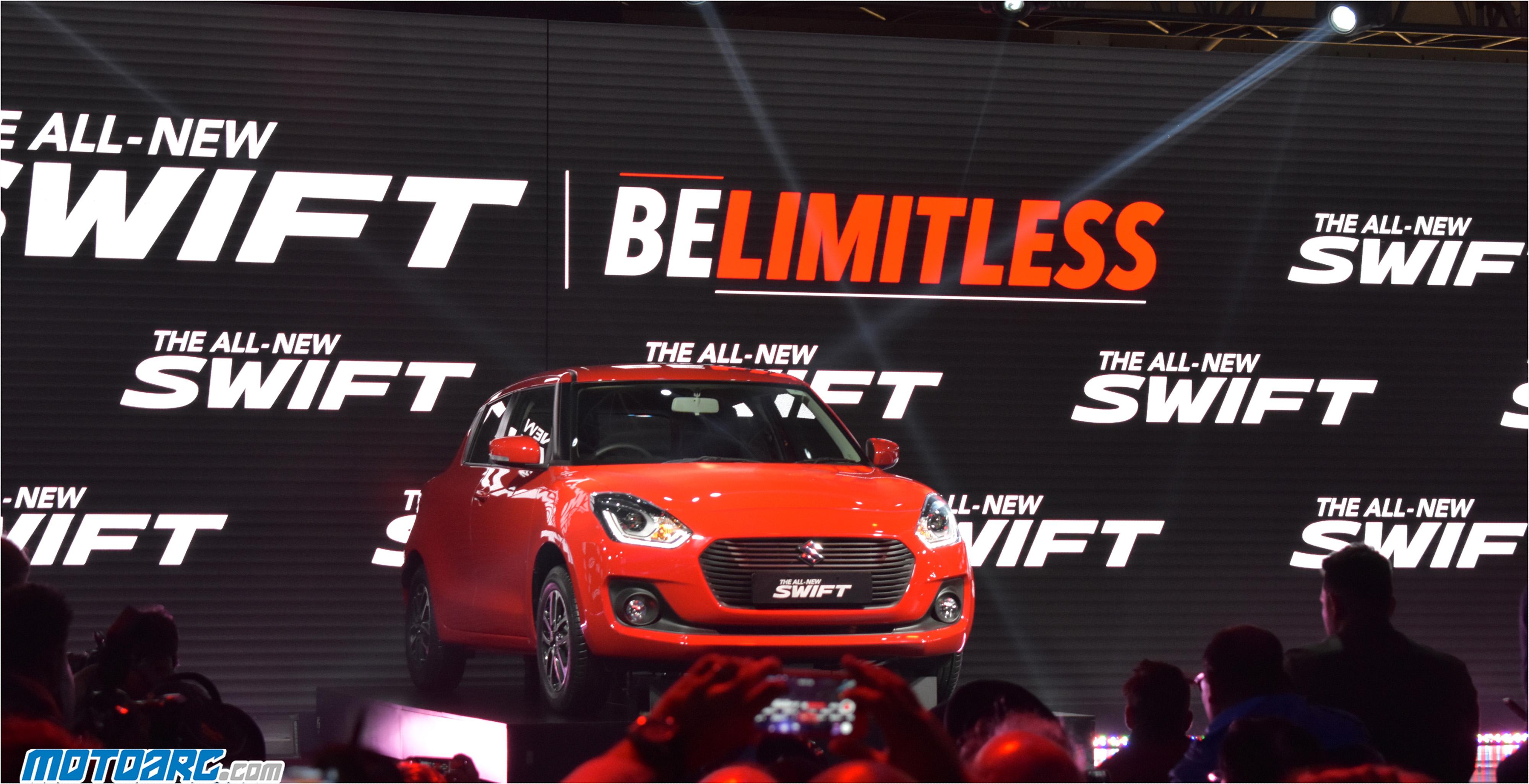Photo of New gen Maruti Suzuki Swift launched in India