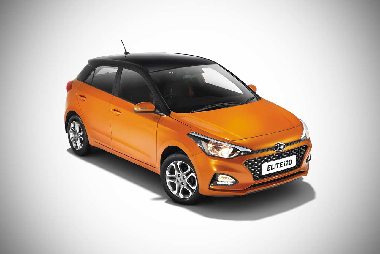 Photo of Hyundai launched the much awaited i20 Elite facelift at the 2018 Auto Expo