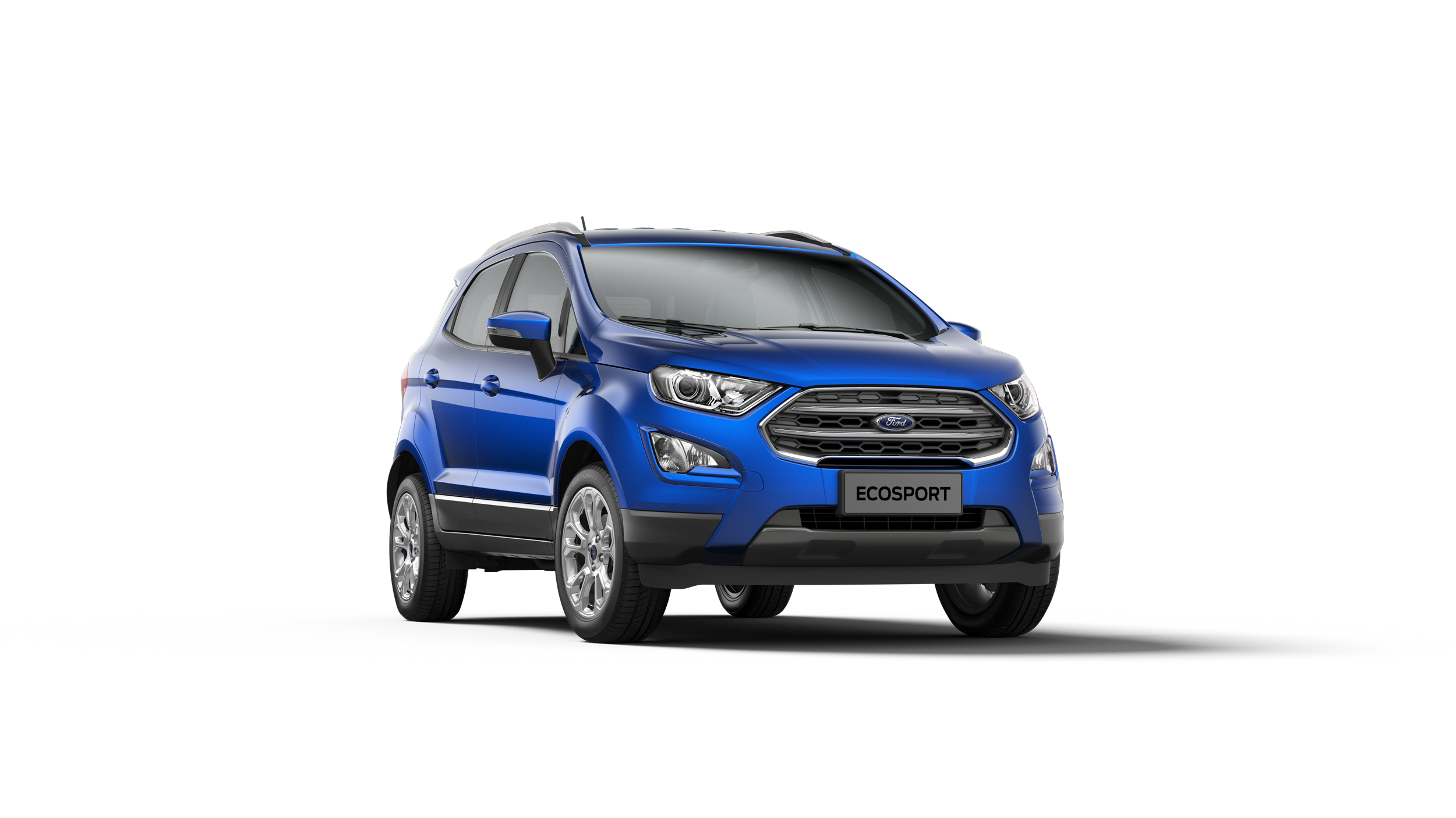 Photo of Ford launches EcoSport with a manual transmission in the top of the line Titanium+ variant; Priced at Rs.10.47 lakh