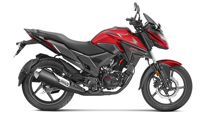 Photo of Honda XBlade 160 launched in India for a very attractive price of Rs. 78,500