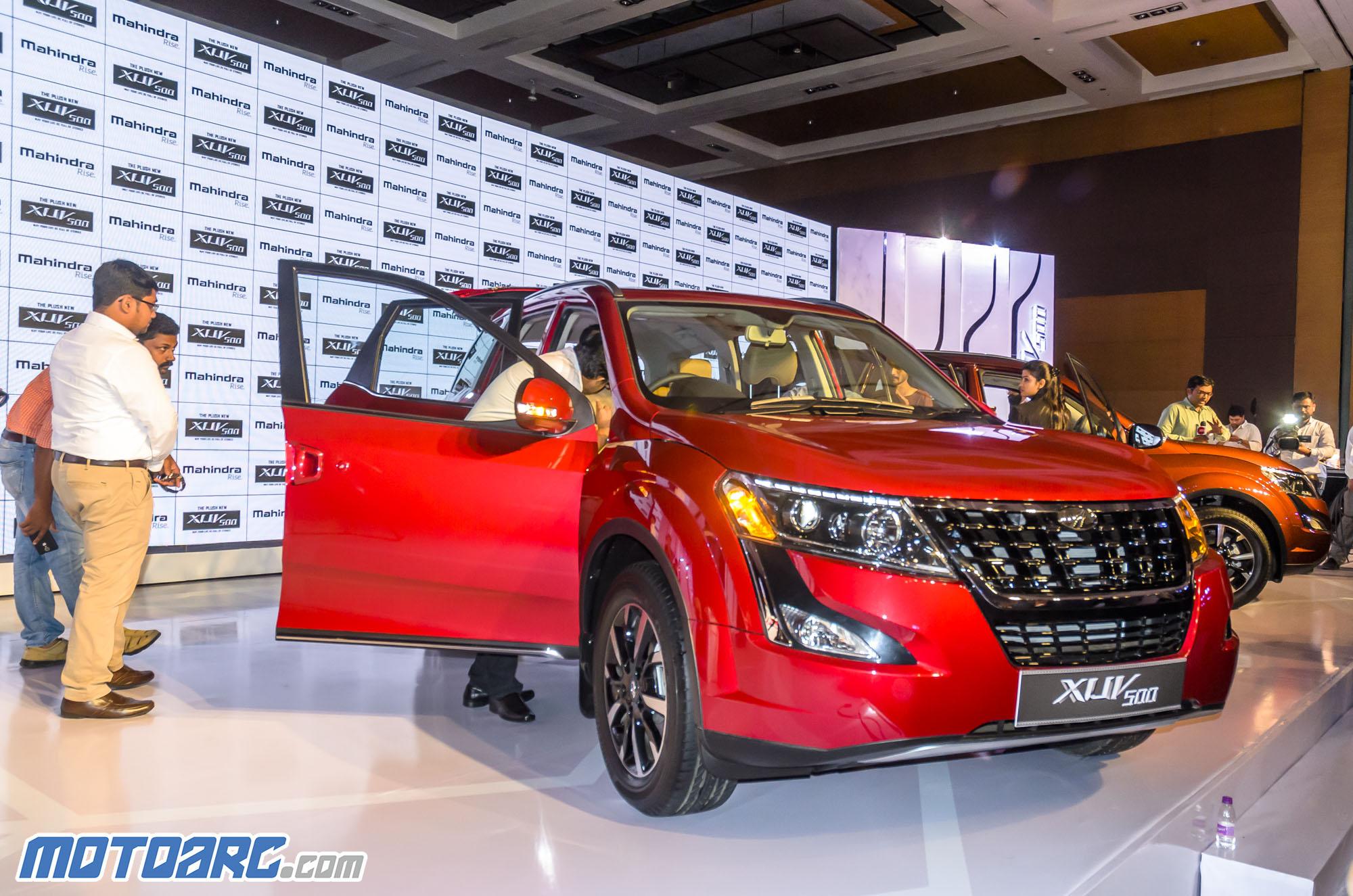 Photo of Mahindra launches plush new XUV 500