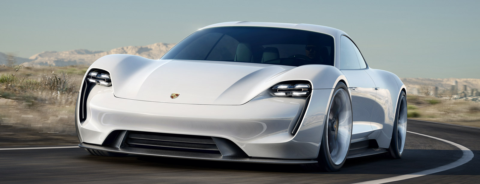 Photo of Porsche Sports EV: mission E