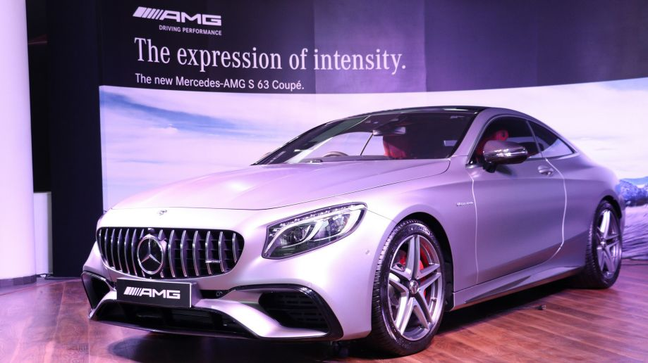 Photo of Mercedes –AMG S63 Coupe launched in India with a whopping price tag of INR 2.55 Cr.