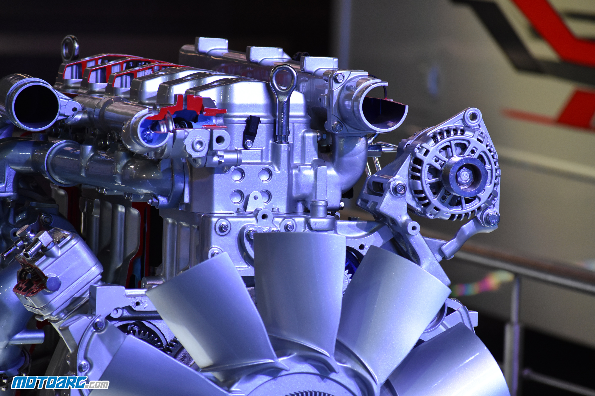 Photo of RCCI: Gasoline and Diesel in the same engine