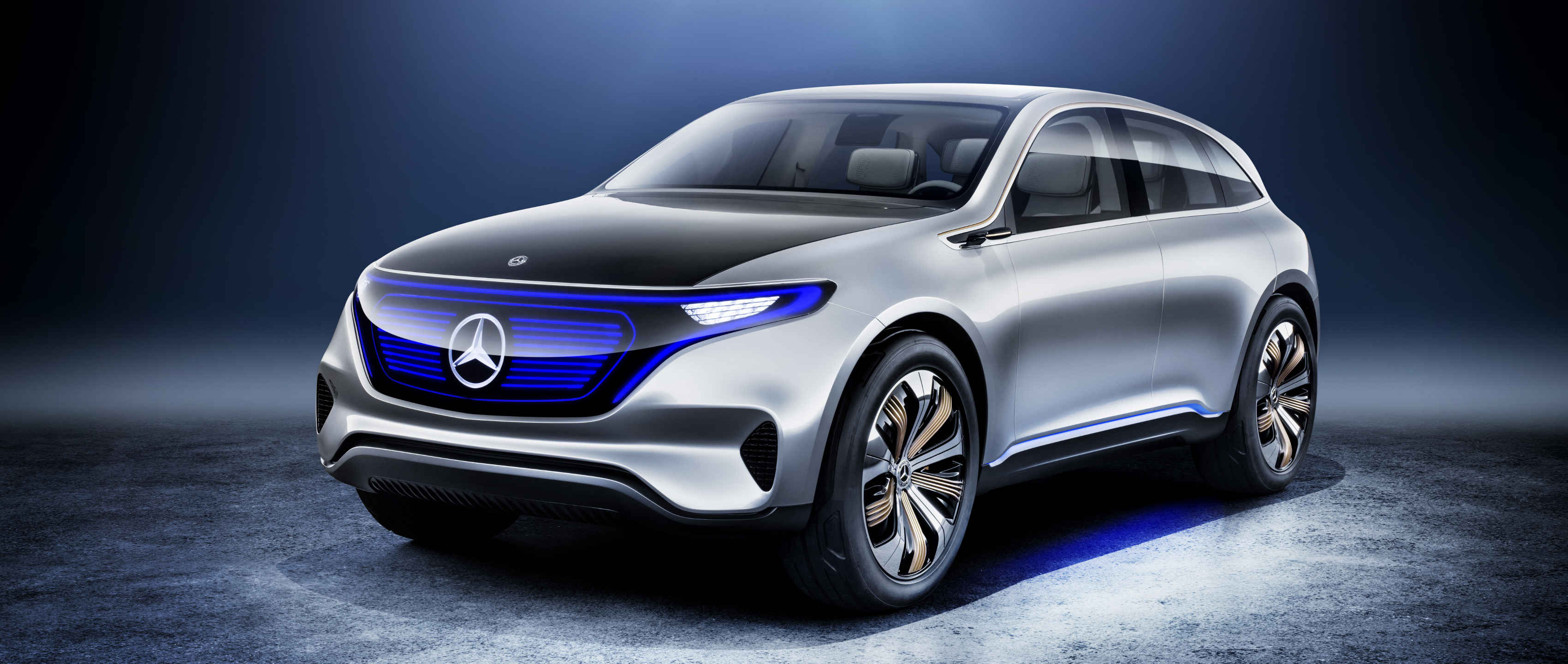 Photo of Mercedes-Benz's concept EQ : All we know
