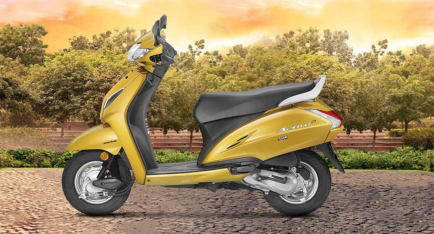 Photo of The journey of India's flamboyant scooter: Honda Activa