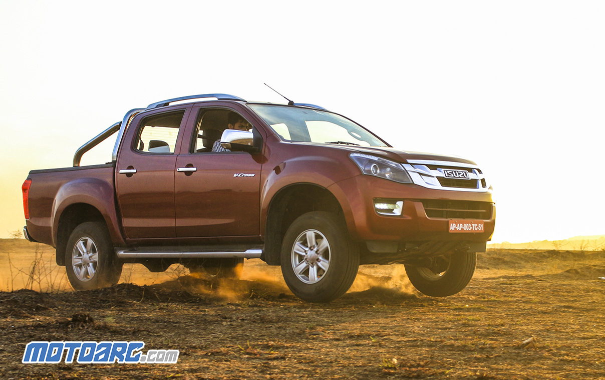 Photo of 2018 Isuzu V-Cross High: Test Drive, Review