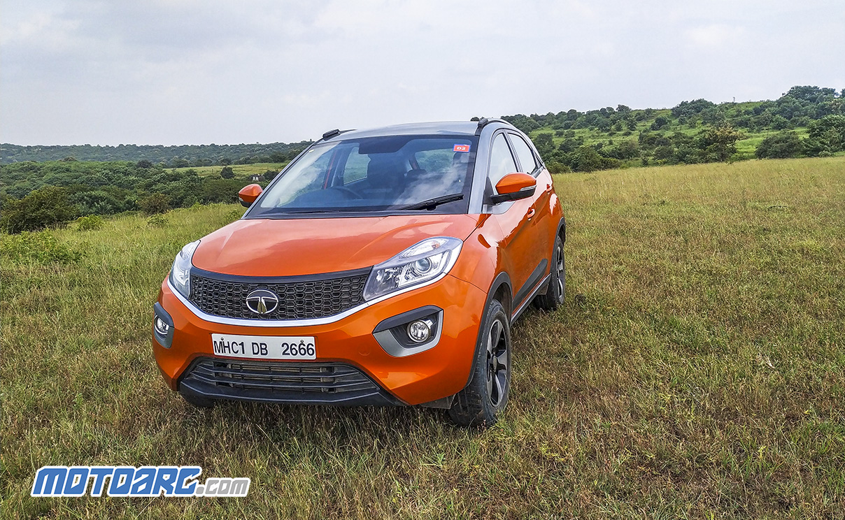 Photo of Tata Nexon AMT Diesel : Test drive, review