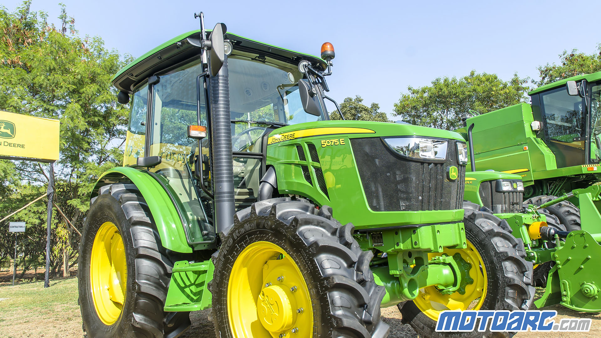 Photo of John Deere Celebrates 20 Years in India