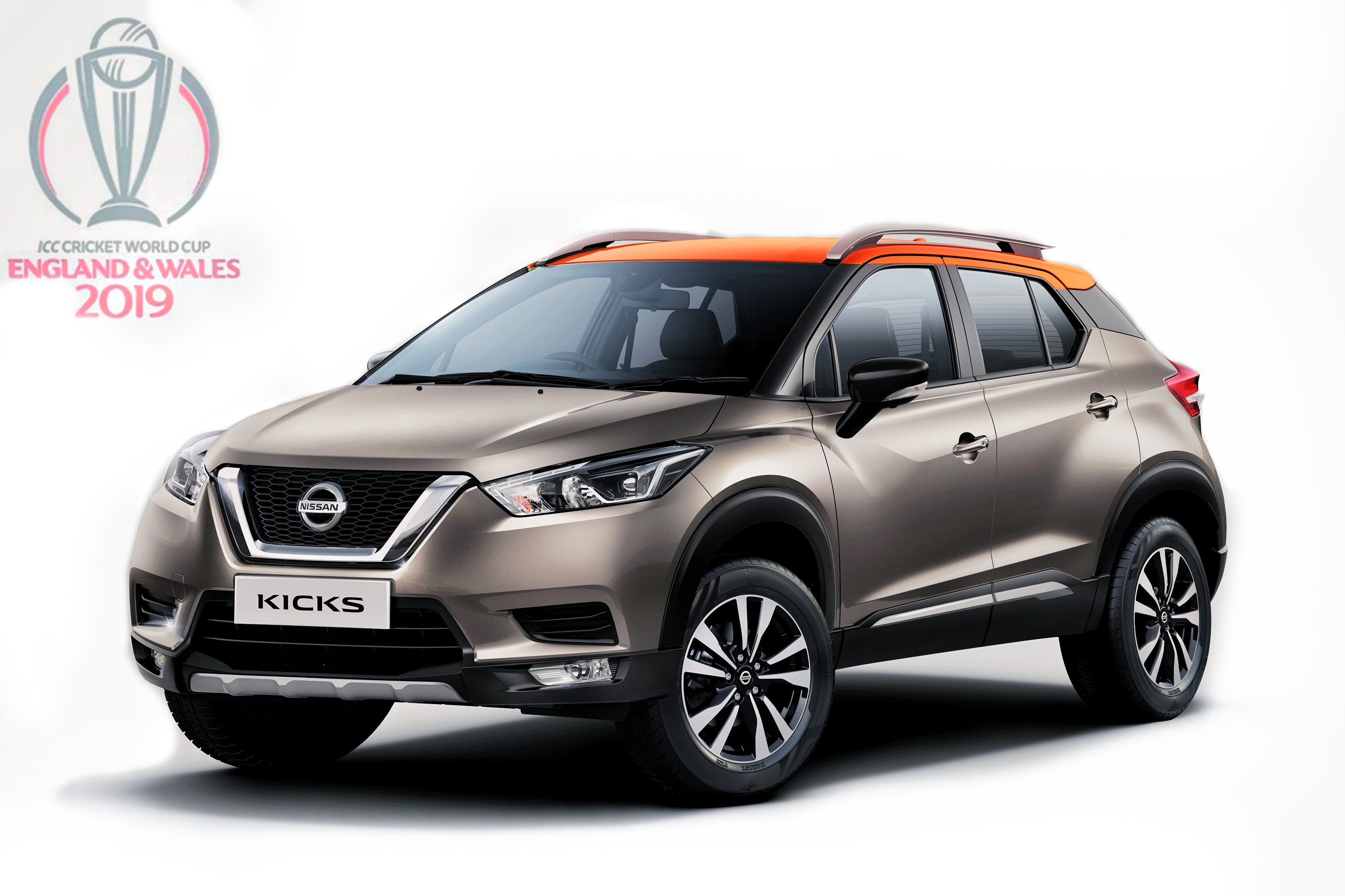 Photo of Nissan Kicks is the official Car for ICC Cricket World Cup 2019