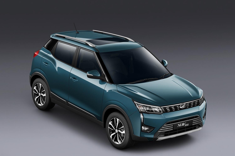 Photo of Mahindra XUV300 : Ssangyong Tivoli based compact SUV's name revealed
