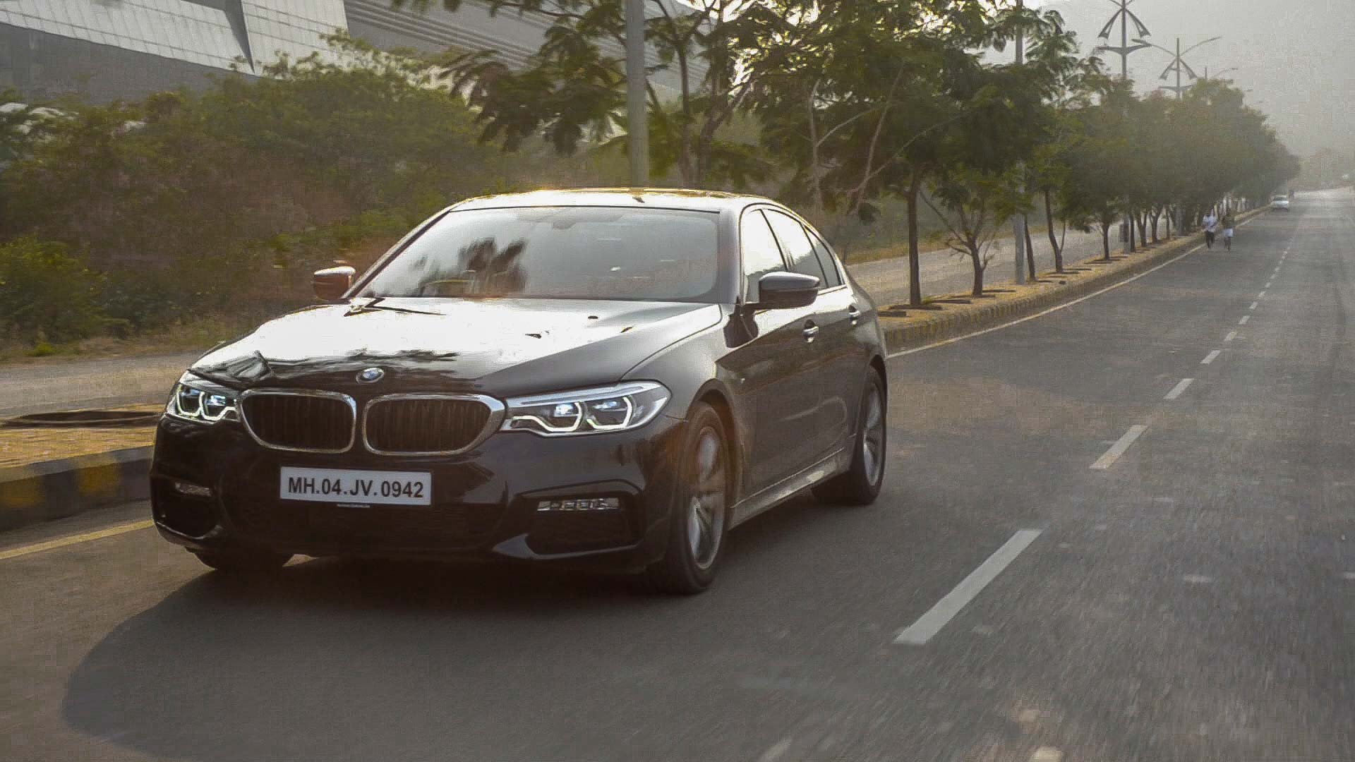 Photo of BMW 530D M-Sport : Test-Drive, Review