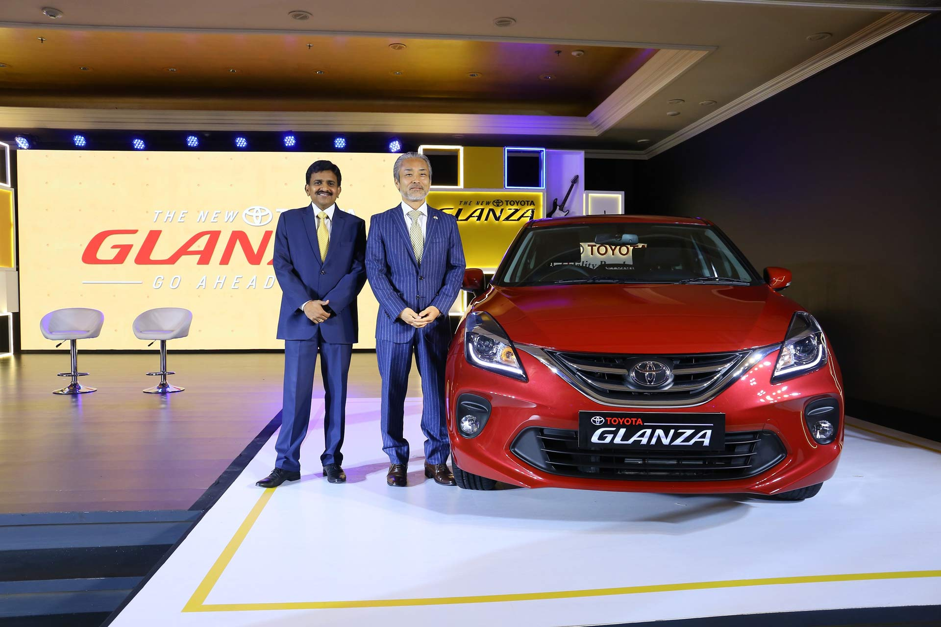 Photo of Toyota Glanza launched at Rs.7.22 lakh