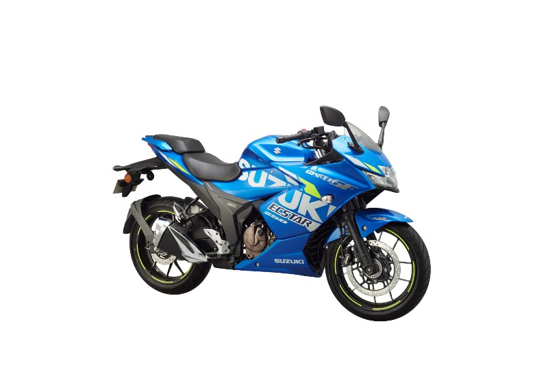 Photo of Suzuki Motorcycle India Brings in the Racing DNA with the MotoGP edition of GIXXER SF 250