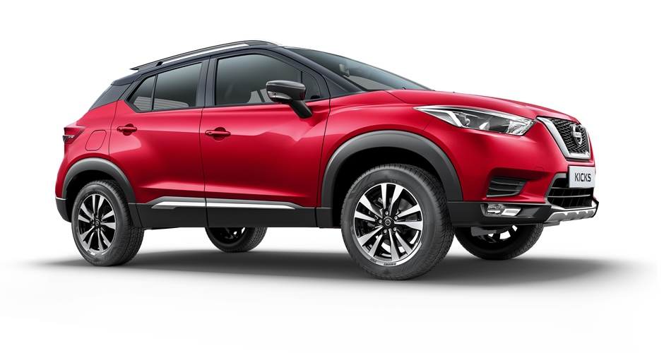 Photo of Nissan introduces new diesel variant of KICKS at INR 9.89 lakhs in India