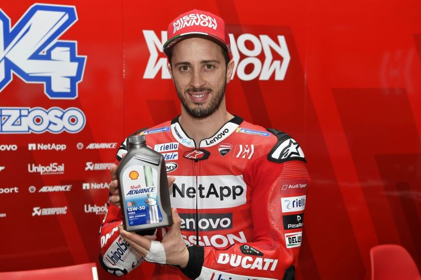 Photo of Shell Advance And Ducati Announce The First Edition Of 'Shell Ducati Riders' Day'; Bring Andrea Dovizioso To India For The First Time