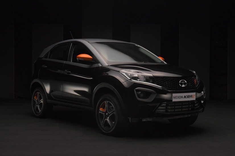 Photo of Tata Motors launches the new limited edition Nexon KRAZ, at a price of INR 7.57 lakh (ex-showroom Delhi)