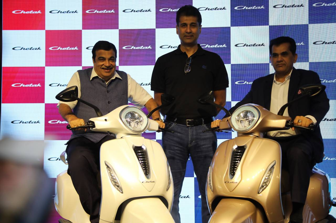 Photo of Bajaj Chetak bookings open and close