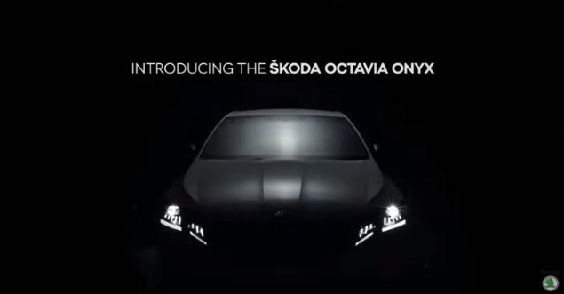 Photo of 2019 Skoda Octavia Onyx Launched In India