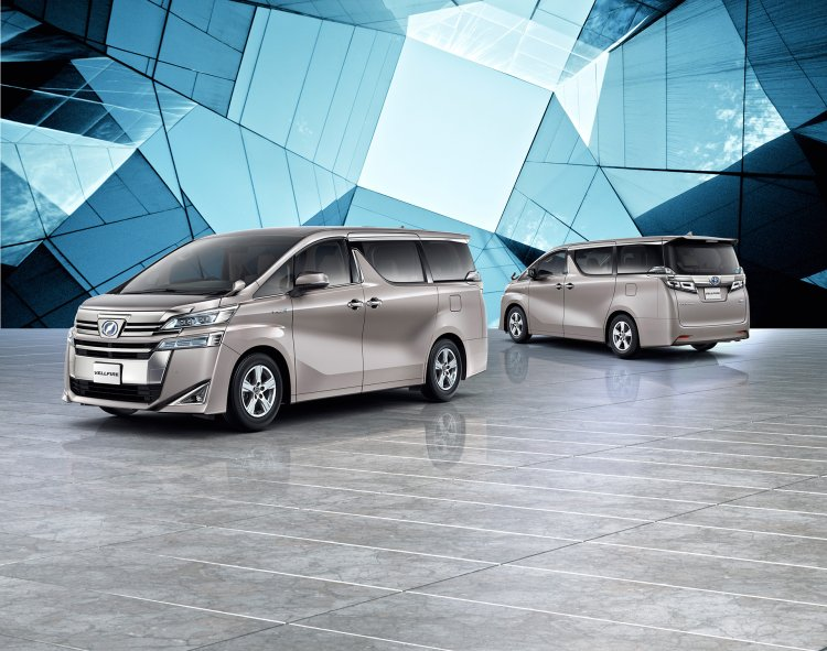 Photo of Toyota Vellfire bookings open at select dealerships