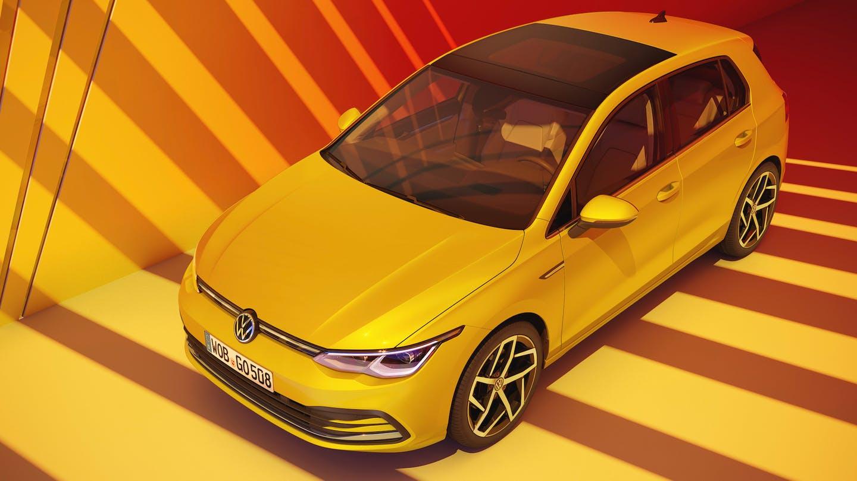 Photo of Volkswagen revealed next-generation Golf