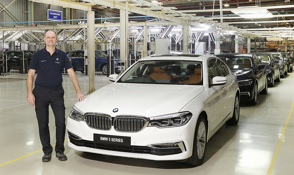 Photo of BMW India offers BS VI variants across the entire product portfolio