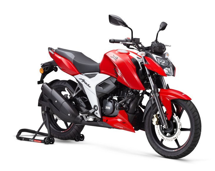 Photo of TVS Apache RTR 200 4V and RTR 160 4V BS-VI Launched