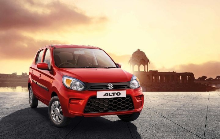 Photo of Maruti Suzuki Alto BS6 CNG launched at Rs 4.33 lakh