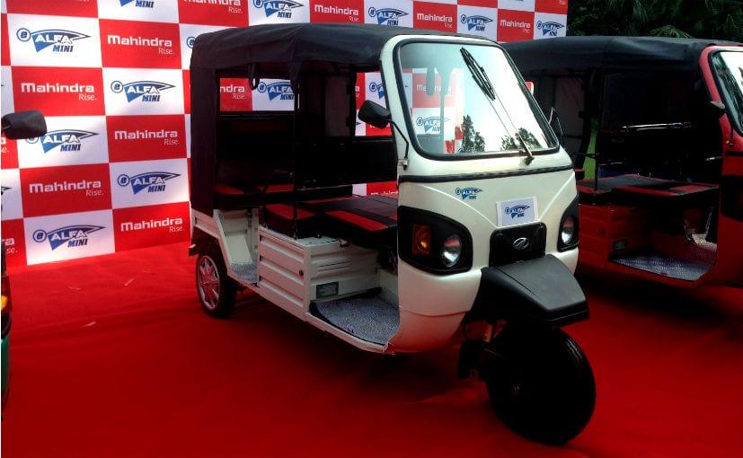 Photo of Bajaj to soon reveal electric rickshaw