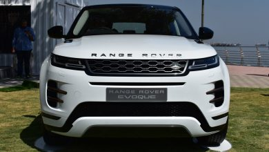 Photo of 2020 Range Rover Evoque Image Gallery