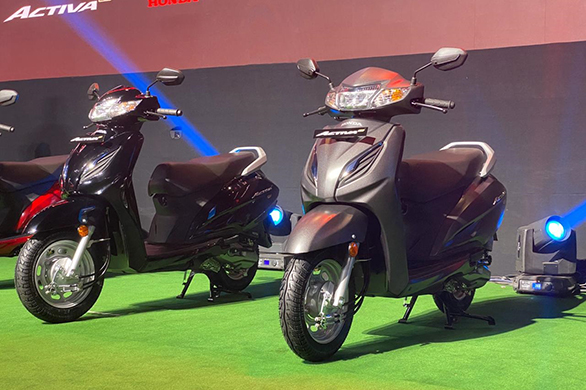 Photo of Honda 2Wheeler India gets past 3 lac unit sales mark in  July