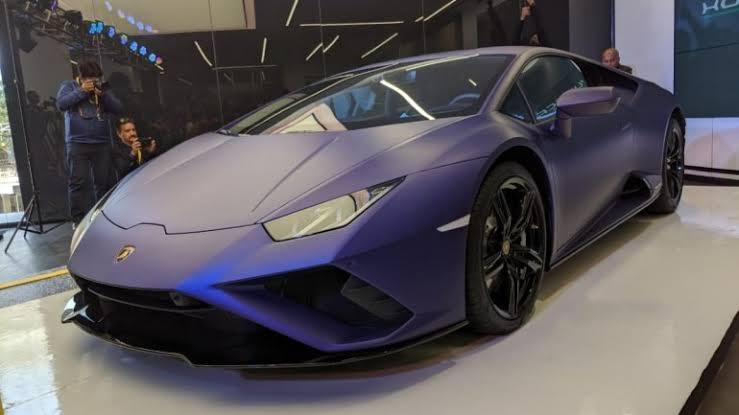 Photo of Lamborghini Huracan Evo RWD Launched In India