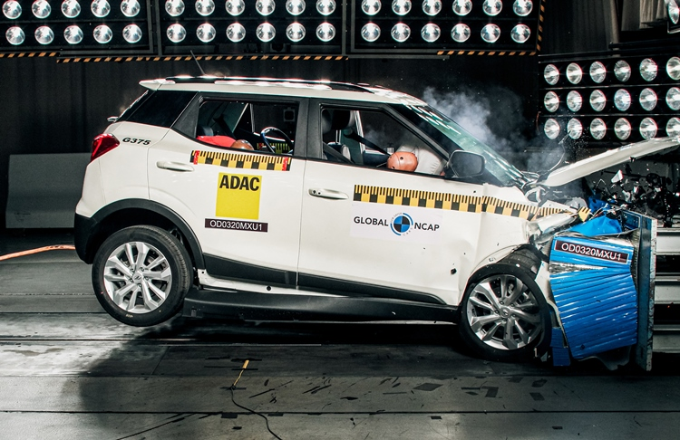Photo of After TATA Nexon, now Mahindra XUV300 receives highest 5-star safety rating from Global NCAP