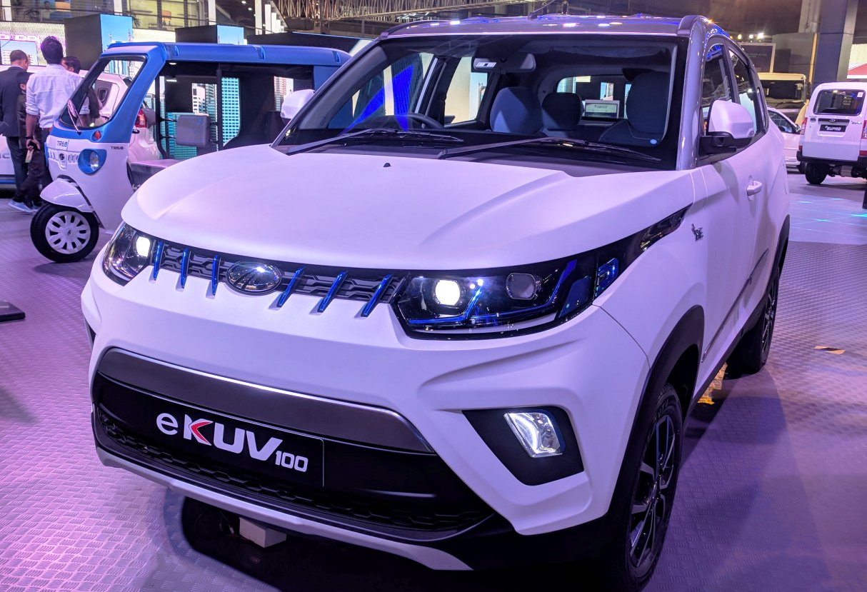 Photo of Mahindra to price electric KUV100 at under ₹9 lakh